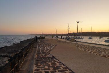 Mornington Pier at sunrise